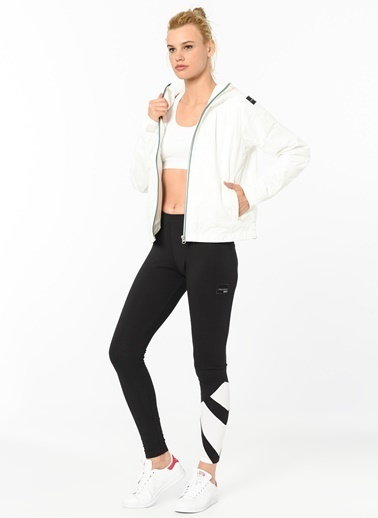 Kapüşonlu Fermuarlı  Sweatshirt-adidas